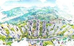 KCC건설, 5월 '부산 양정 포레힐즈스위첸' 분양