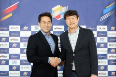 CJ로지스틱스레이싱,포디엄 파트너 '케놀' 윤활유 출격