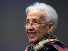 영화 '히든 피겨스' 실제 주인공, 캐서린 존슨 별세…향년 101세