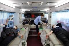 LG화학 나주공장, 코로나19 극복 위해 '릴레이 헌혈 캠페인' 참여