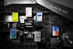 현대카드, 대한항공과 국내 최초 항공사 전용 카드 출시