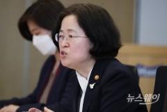 """조성욱 공정위원장 """"법집행 무뎌진것 아냐…배달앱 결합 연내 결론"""""""