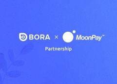 신용카드로 가상화폐 산다…BORA·문페이 파트너십 체결