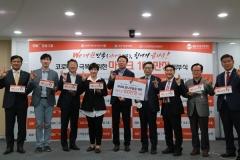 """'마스크 100만장 기부' 최윤 OK금융 회장 """"나는 한국인""""…끝없는 한국사랑"""