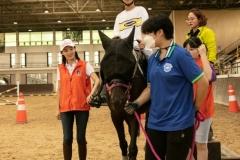 한국마사회, 배우 김재경·권소현 '재활힐링승마 홍보대사' 재위촉
