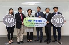 아시아문화원, 초록우산어린이재단 광주본부 '백신프로젝트' 동참