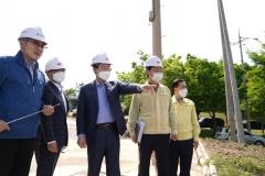 김종식 목포시장, 환경기초시설 안전점검