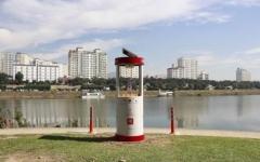 대구시, 주요 유원지에 '인명구조용 로켓 발사기' 설치