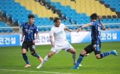 대구FC, 2020시즌 첫경기 인천과 0대0 무승부