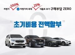기아차, 車 구매 문턱 낮춘 '전액 할부' 프로그램 마련