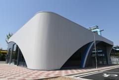 광양제철소, 출입문 안내실 3곳 새 단장