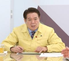 """최대호 안양시장 """"이태원 클럽 관련 집단감염 철저히 막겠다"""""""