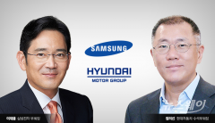 이재용·정의선 배터리로 만났다…삼성SDI 사업장서 깜짝 회동