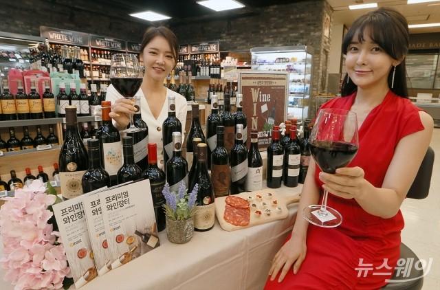 [NW포토]이마트, 일주일간 역대 최대 '와인장터' 진행