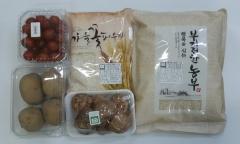 김천시, 초·중·고 학생가정에 농산물꾸러미 공급