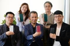 '감각적 단순함' 내세운 LG 벨벳···디자인 차별로 승부 띄웠다