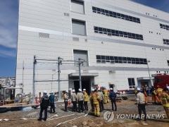 """LG화학 대산공장 폭발사고, 1명 사망·2명 부상…""""진상 규명 최선 다할 것"""""""