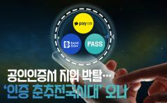 공인인증서 지위 박탈…'인증 춘추전국시대' 오나
