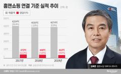"""김옥찬 홈앤쇼핑 신임 대표 과제는…""""조직 안정·경영 정상화"""""""