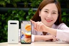 LG전자, 실속형 스마트폰 'Q61' 출시…36만9600원