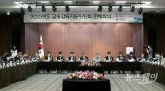 '2020년도 금융감독자문위원회 전체회의'