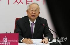 손경식 경총 회장, 주호영 원내대표 만나 '규제 개혁·노동시장 전환' 요청