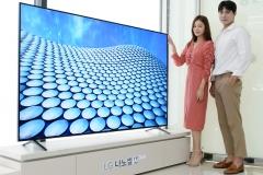 LG전자, 나노셀 TV라인업 확대···65형 모델 추가