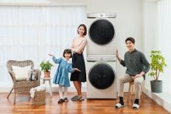삼성전자, '그랑데 AI' 건조·세탁기 15만대 팔렸다