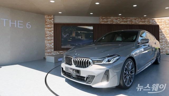[NW포토]세계 최초로 공개되는 BMW 신형 6시리즈
