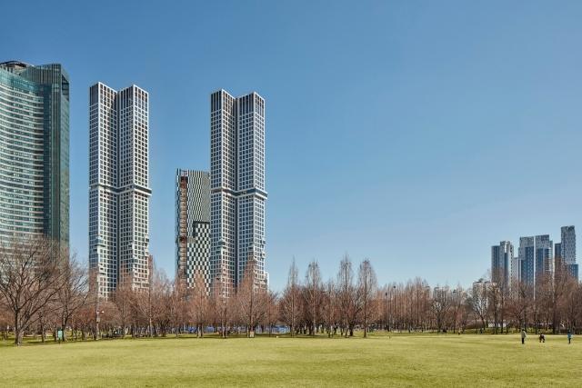 '가장 살고 싶은 하이엔드 아파트 브랜드' 1위는 '아크로'