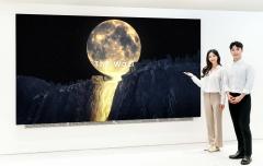 삼성전자, 광교 갤러리아 백화점에 '더 월' 체험존 마련