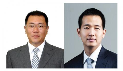 정의선-김동관, 태양광 에너지 ESS '글로벌 시장' 같이간다