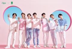 롯데칠성음료, 방탄소년단 앞세운 칠성사이다 본편 광고 공개