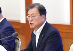 문 대통령, 김연철 사표수리···통일부 장관 후임 물색