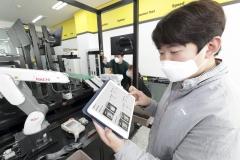KT, 5G·AI로 공장 품질 관리 '스마트팩토리 비전' 출시