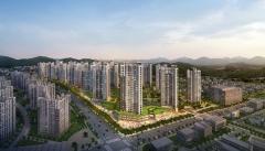 동양건설산업 '오송역 파라곤 센트럴시티' 2415가구 6월 분양 예정