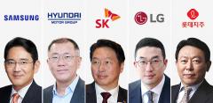 LG '안정'·롯데 '쇄신'···삼성·SK·현대차 인사 방향