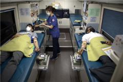 국토교통과학기술진흥원, 코로나-19 관련 연속적인 헌혈 동참