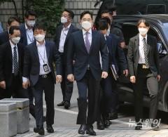 이재용 '경영권 불법 승계' 재판 다음달 22일 시작