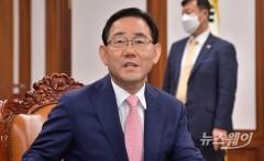 """주호영 """"통합당, 내일 국회 의사일정 복귀…원내 투쟁 본격화"""""""