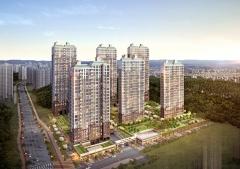 동양건설산업, '청주 동남파라곤' 562가구 견본주택 개관