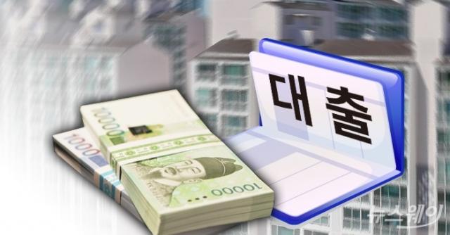 7월 금융권 가계대출 9조원 증가…신용대출 한 달새 4조원 폭증
