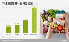 2兆 시장 급성장 '케어푸드'···식품 대기업 선점 고삐