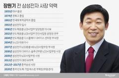 """'36년 삼성맨' 장원기의 중국行…""""기술유출 vs 과도한 우려"""" 갑론을박"""