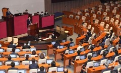 민주당, 53년만에 상임위원장 단독 선출…법사위 사수 나서