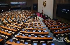 국회, 오늘 (19일) 본회의 열어 상임위원장 선출 시도