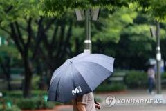 '초복' 한낮 30도 안팎 무더위…오후 일부지역서 강한 소나기