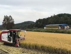 장성군, 2년 연속 전남도 단위면적당 쌀 생산량 1위