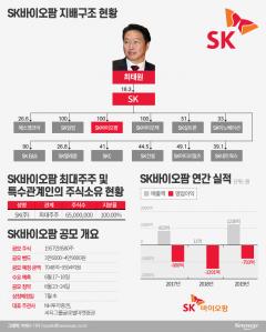 [IPO 大魚탐구-① SK바이오팜]넷마블 상장 후 최대···최태원의 야심작