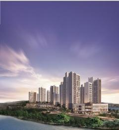 지역 랜드마크 아파트 공식, 브랜드·수변 조망